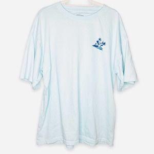 Men's Island Republic Beach Boat Shirt 2XL